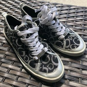 Guess athletic shoes size 7